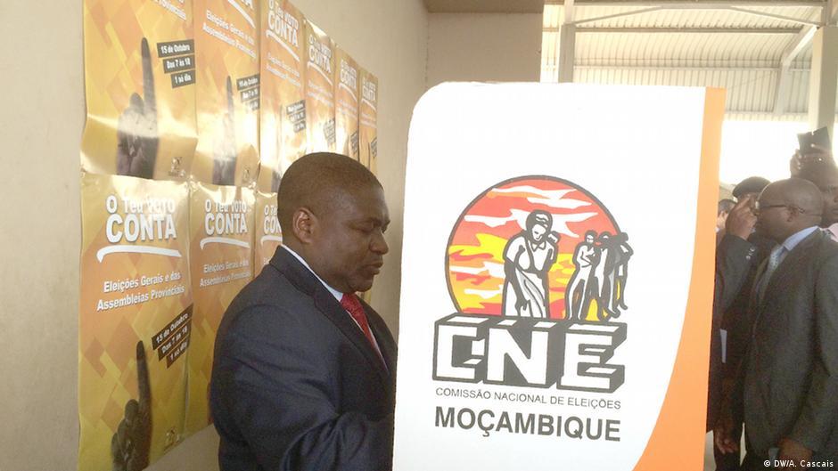 Filipe Nyusi Um Anonimo Na Presidencia De Mocambique Mocambique