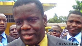 Wahlen Mosambik 15.10.2014 Daviz Simango