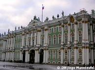 The Winter Palace, St. Petersburg