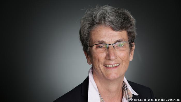 Brita Wagener, Germany's Ambassador to Ethiopia