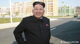 Kim Jong Un mit Stock 14.10.2014