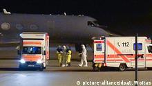 Deutschland Medizin Ebola Patient in Leipzig