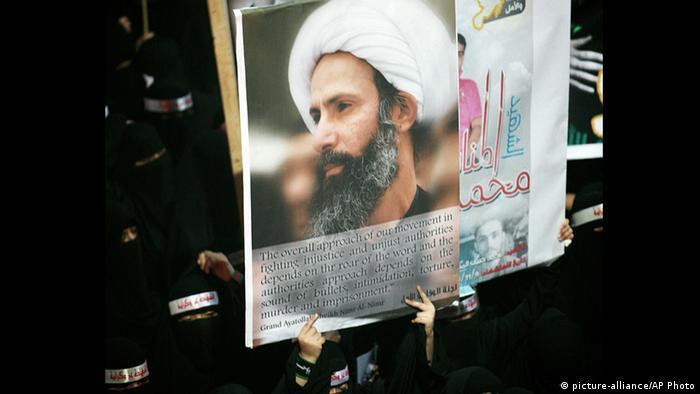 Saudi-Arabien Scheich Nimr al-Nimr zu Tode verurteilt