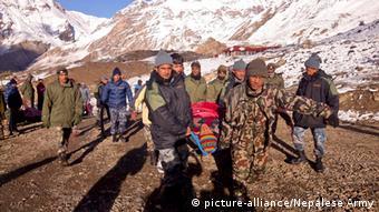 Nepal: Mustang