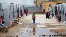 Flüchtlinge aus Kobane 16.10.2014