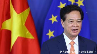 Vietnam Premierminister Nguyen Tan Dung