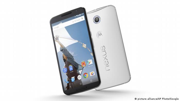 Googles Smartphone Nexus 6