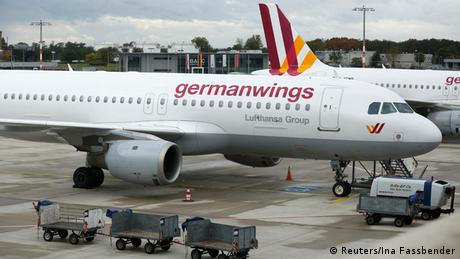 Germanwings Piloten-Streik 16.10.2014 Köln