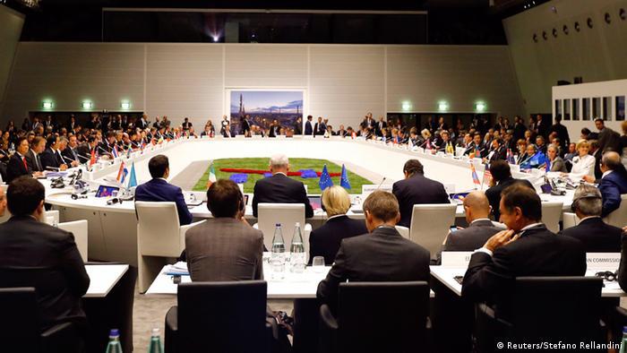 На первом пленарном заседании саммита АСЕМ в Милане