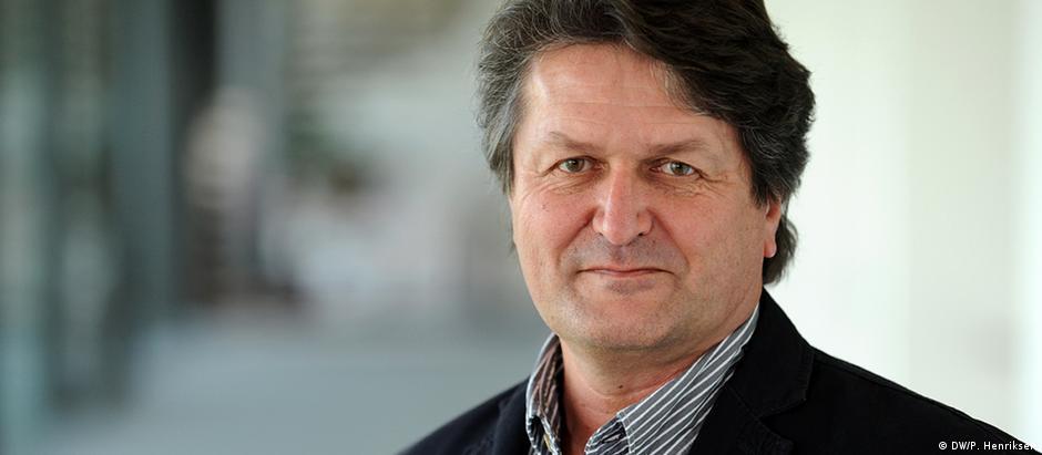 Grahame Lucas, da redação da DW para a Ásia