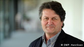 Deutsche Welle DW Grahame Lucas