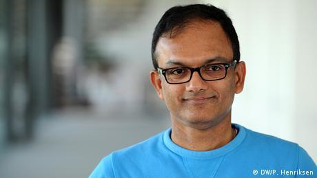 Deutsche Welle DW Arun Chowdhury