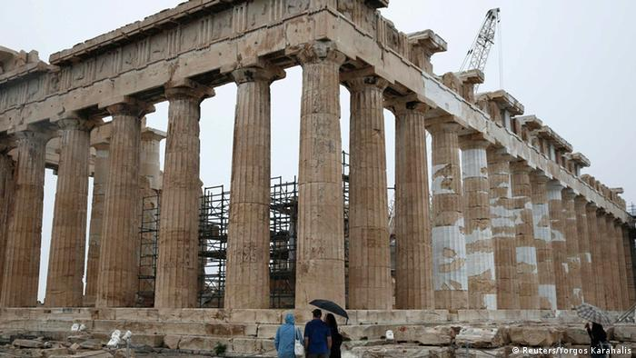 Parthenon in Athen (Foto: Reuters)