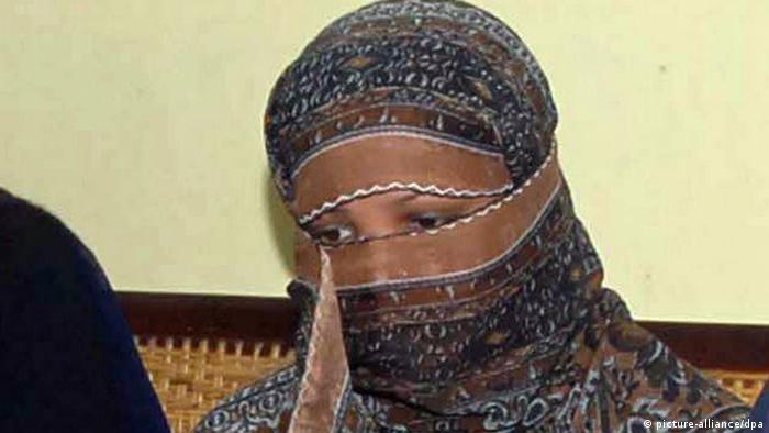 Asia Bibi (picture-alliance/dpa)