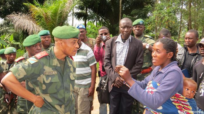 Avec l'Ecole de guerre, l'armée sera plus proche de la population I Image/Archives
