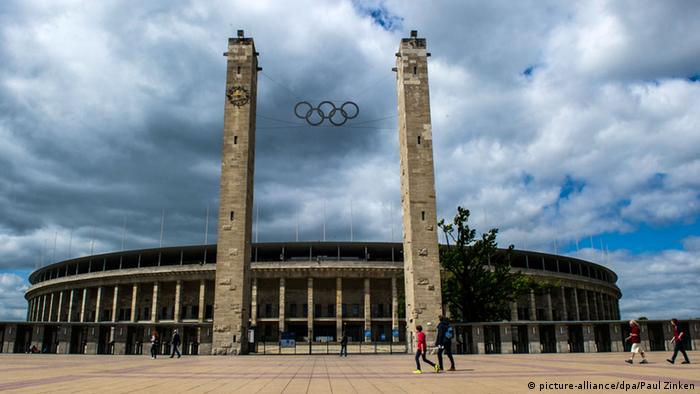Berlin's Olympic Stadium
