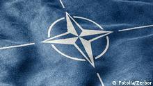Flagge der NATO. Fotolia Zerbor - Fotolia