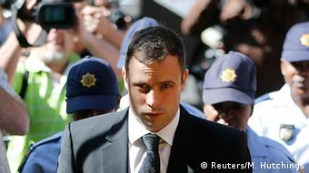 Oscar Pistorius Gericht Pretoria