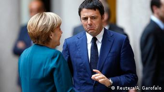 Σε δύσκολη θέση ο ιταλός πρωθυπουργός Ματέο Ρέντσι