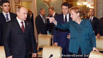 Ρόλο-κλειδί στις διαπραγματεύσεις έχει η Άνγκελα Μέρκελ.