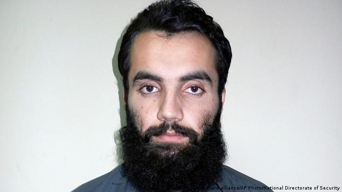 Anis Haqqani Mitglied des Haqqani Netzwerks (picture-alliance/AP Photo/National Directorate of Security)