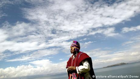 Peruvian Priest (Photo: AP Photo/Felipe Dana)