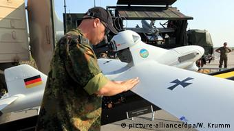 LUNA drone in Germany (picture-alliance/dpa/W. Krumm)