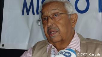 Pedro Pires (DW/A. Cascais)