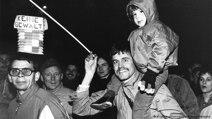Protesti u Lajpcigu 1989. kojima je počeo kraj DDR-a