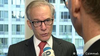 David Ignatius Journalist Washington Post & Experte für Sicherheitspolitik