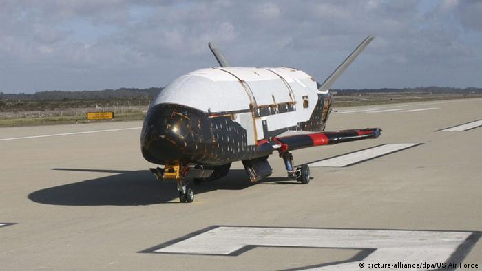 شاتل فضایی X-37B