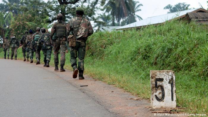 Demokratische Republik Kongo Beni