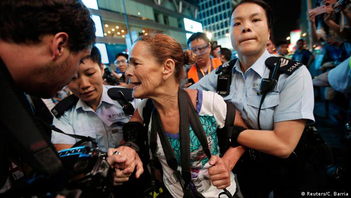 Hongkong Proteste Getty Images Fotografin Paula Bronstein