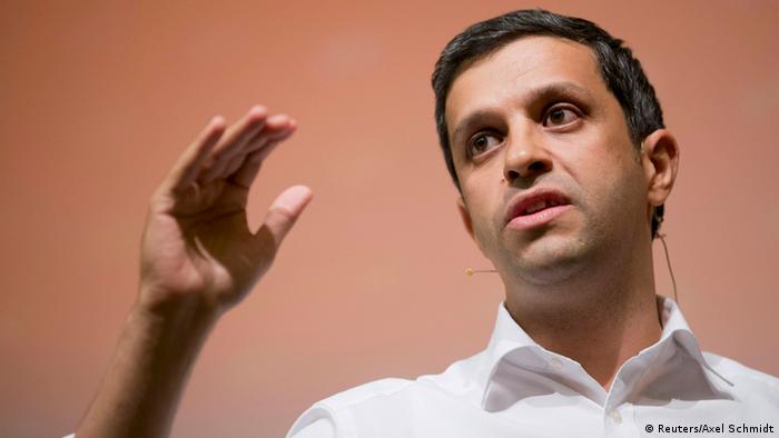Mögliche Wowereit-Nachfolger Raed Saleh