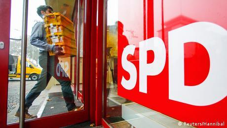 DW: Οι Σοσιαλδημοκράτες αμφισβητούν ανοιχτά τον Ζεεχόφερ