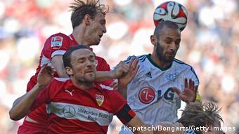 Bundesliga 8. Spieltag Stuttgart - Leverkusen