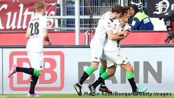 Fussball 1. Bundesliga 8. Spieltag Hannover 96 - Borussia Mönchengladbach