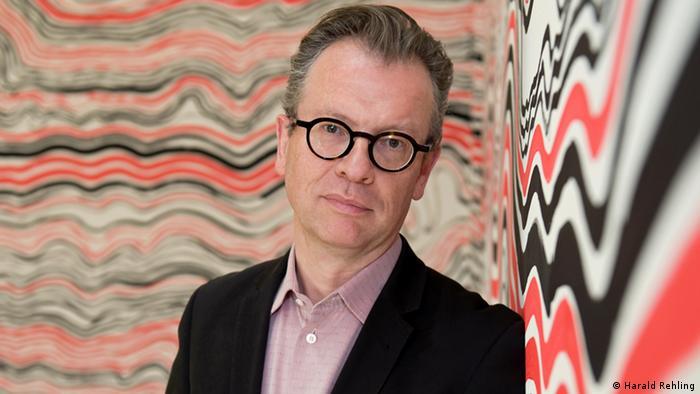 Christoph Grunenberg Direktor der Kunsthalle Bremen EINSCHRÄNKUNG
