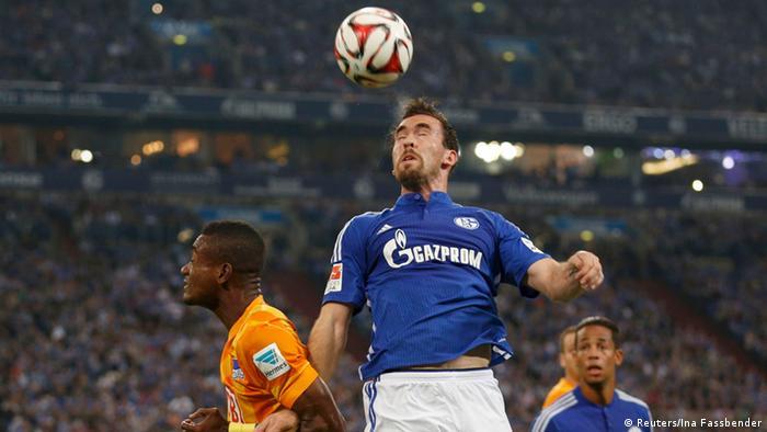 Fussball 1. Bundesliga 8. Spieltag FC Schalke 04 - Hertha BSC
