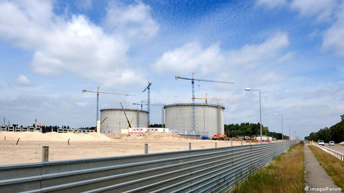 LNG terminals in Poland