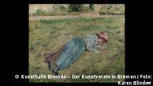 EINSCHRÄNKUNG Ausstellung Kunsthalle Bremen - Eine Frage der Herkunft
