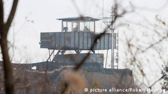 Watchtower in the DMZ