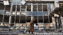 Ostukraine Krise Zerstörung 15.10.2014 Donezk