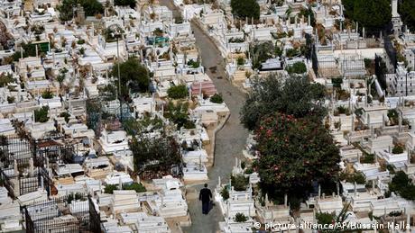 Libanon Beirut Bashoura Friedhof