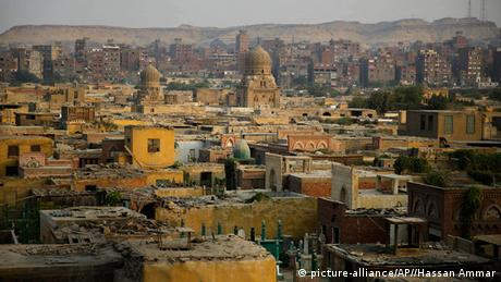 Kairo Stadt der Toten Friedhof