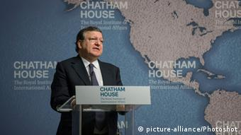 Chatham House Rede EU Präsident Barroso