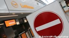 Lufthansa Piloten Streik 20.10.2014 Düsseldorf