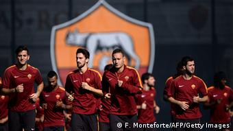 Italien Fußball Champions League AS Roma