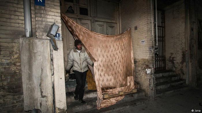 در تهران حدود ۱۵۰ هزار بیخانمان زندگی میکنند