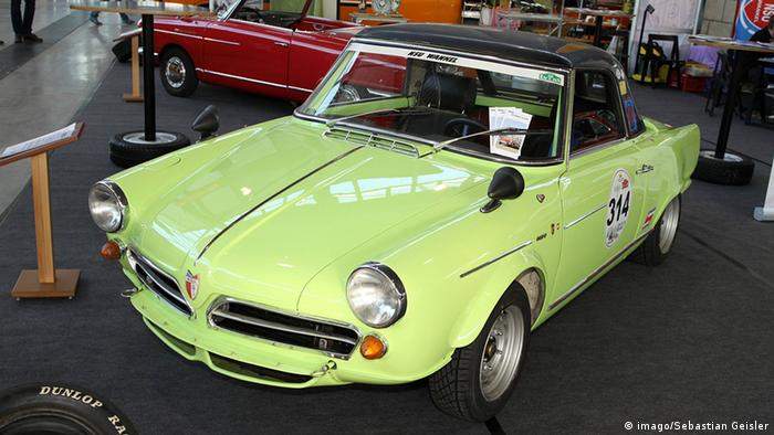 Deutschland Auto NSU Wankel Spider Baujahr 1964